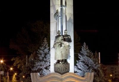 Памятник стрельцам, Волгоград