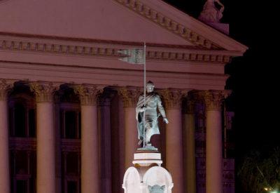 Памятник Александру Невскому, Волгоград